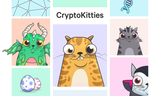 Axiom Zen-CryptoKitties- The Worlds First Ethereum Game Launch