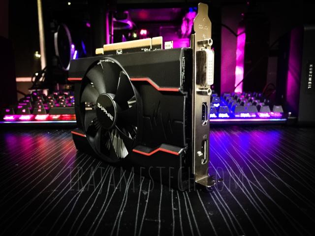 REVIEW | SAPPHIRE PULSE Radeon RX 550 4GB | GGWPTech