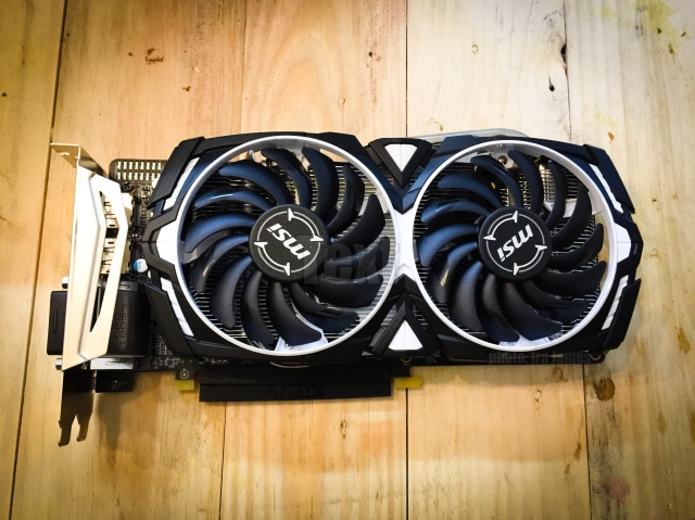 REVIEW | MSI Radeon RX 570 Armor 8G OC | GGWPTech | Southeast Asia