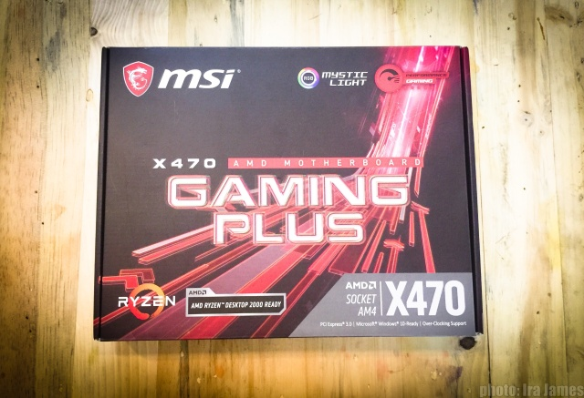REVIEW | MSI X470 Gaming Plus | GGWPTech | Southeast Asia
