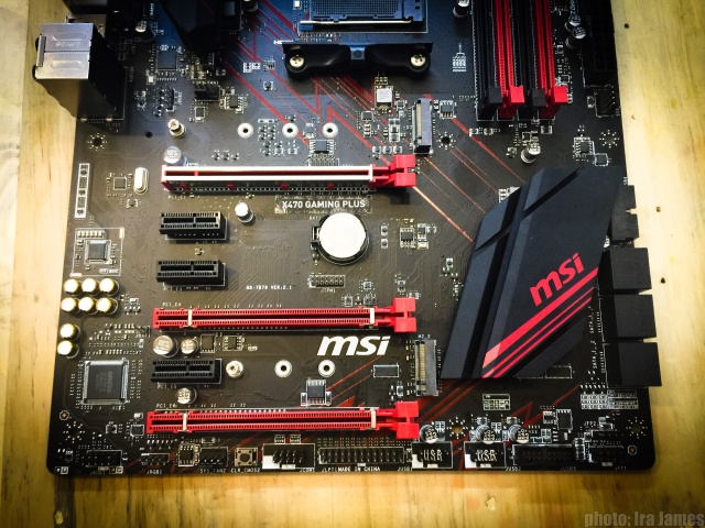 PC HARDWARE | Review: MSI X470 Gaming Plus – TECH SABADO